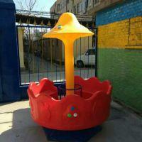 儿童转椅 儿童蘑菇转椅 儿童游乐设施