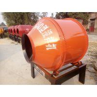 贵溪郑科350-500型摩擦式小滚筒搅拌机性能优化