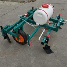 农用地膜覆盖机 手扶配套扣膜机 小型花生覆膜机