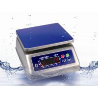 不锈钢防水称 防水防腐电子称 潮湿场所专用防水称 钰恒JWP双显防水电子秤