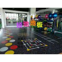 ,专业健身房地板胶,健美房塑胶地板