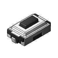 3X6X2.5高质量贴片包脚轻触开关TS-1107U