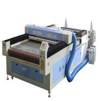 高端定制服装智能裁剪机服装厂专用裁剪机自动锁边
