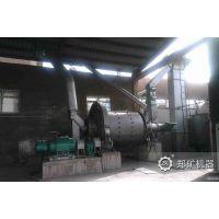 郑矿机器供应湿式溢流型棒磨机  钢棒球磨机厂家
