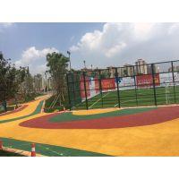 上海艺地长年供应彩色透水地坪/多孔透水地坪/多孔透水路面