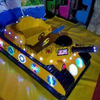 湖北荆门儿童碰碰车好玩的设备真的很强