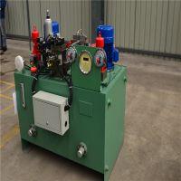 中实重机提升机液压站改造/液压站安全制动必须有并联的冗余的回路通道改造