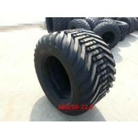 600/50-22.5大型收割机 林业拖拉机轮胎 可配钢圈