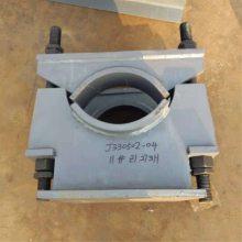 管道管夹固定支座 管夹滑动管托 齐鑫大批生产