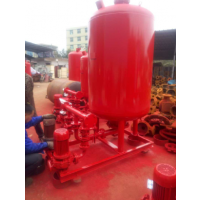南阳修津消防增压稳压设备SQL气压罐容积350L供水设备
