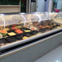 广州欧雪双层冰淇淋冷柜尺寸多大
