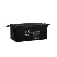 OTP蓄电池6FM-280铅酸免维护蓄电池/官网报价