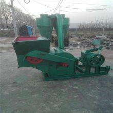 养殖厂专用自动进料饲料粉碎机