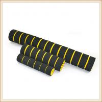 厂家定制橡胶发泡管 橡塑海绵管 防护管 手把套 来样定制