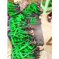 华硕专业加工塑钢踏步 颜色:绿色