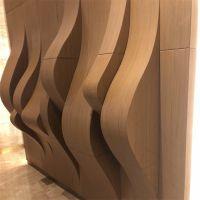 弧形铝板焊接加工装饰天花价格