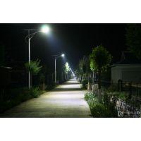 湖南永州蓝山太阳能路灯厂 永州蓝山农村太阳能路灯配置
