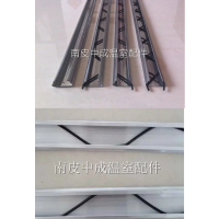 沧州厂家供应 温室大棚压膜槽卡膜槽 高镀锌大棚卡槽批发
