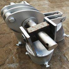 铝合金立杆器 铝合金管式人字扒杆 水泥杆立杆器 洪涛电力 厂家直销