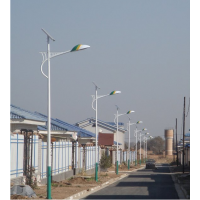 巴中美丽乡村太阳能路灯工程 科尼照明太阳能路灯