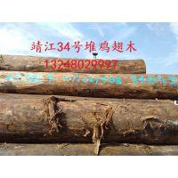 张家港长期供应非洲大鸡翅木原木 非洲崖豆木原木