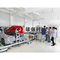 汽车门锁门铰链综合耐久试验台