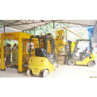 行唐空心砖机设备价格小型砖机华源砌块砖机省人工