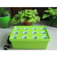迷你型自动水培种菜机/箱式无土栽培蔬菜设备