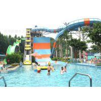 大型冲天回旋滑梯、水上游乐设备、大滑板滑梯、户外水滑梯