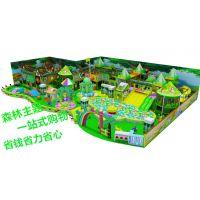 厂家供应 儿童主题乐园淘气堡 新型室内儿童游乐场 支持加工定制、充气城堡多少钱一平方