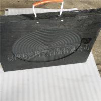 加工定制抗压泵车支腿垫板厂家泵车支腿垫板规格万德供应