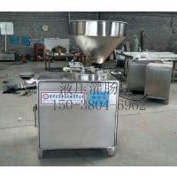 商用厂家直销腊肠烤肠香肠液压灌肠机 多功能腊肠制作加工机械