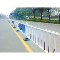 河南市政道路护栏厂家供应人行道路隔离栏郑州 交通隔离护栏