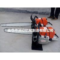 苗木挖树机 汽油链条起树机 高效断根机