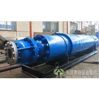 奥特泵业QKS矿用潜水泵多种类型的开采矿都可以选择利用