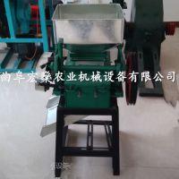 宏燊工贸 黄豆挤扁机价格 麦扁机 扎扁机厂家