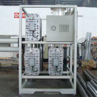 湖北厂家直销电镀超纯水设备 采用EDI+反渗透技术晨兴为您打造