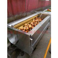 云南特产红皮土豆清洗去皮机根茎类蔬菜清洗机价格