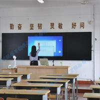 黑板智能纳米触控黑板智慧教室互动教学触摸一体机多媒体教学黑板