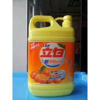 厂家直销批发立白洗洁精柠檬2kg不伤手无残留