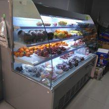 四川火锅敞开式点菜柜尺寸大小定制多少钱一米