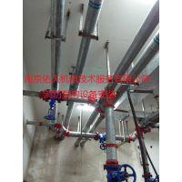 消防泵房泵、阀、水箱、控制柜、管路安装