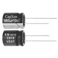 丰宾 电解电容 105°C 560uF 10V