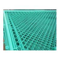 厂家供应 篮球场勾花护栏 体育运动球场围网 勾花体育场围网围栏