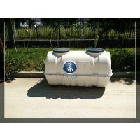 【农村化粪池的建造方法】阔龙环保厂家玻璃钢化粪池和砖砌池的对比