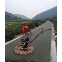 韩城市彩色透水地坪生产厂家 透水地坪材料批发 厂家直供