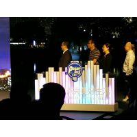 明狮出售开业典礼画轴仪式启动杆庆典多米诺活动字幕球
