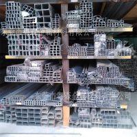 粤森供应6063铝方管 氧化装饰用铝管