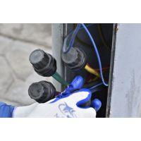 路灯灯柱防水接头 路灯防触电防漏电 灯柱接头