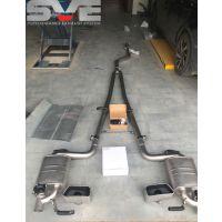 广州宝马5系525LI改SVE中尾段电子阀门排气